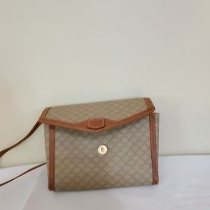 Celine Bags - Vintage Celine Paris Crossbody Bag